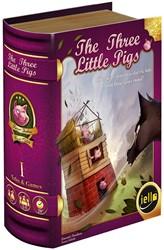 The Three Little Pigs (Purple Brain Games)