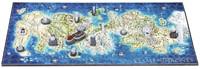 4D Mini Puzzel - Game of Thrones Westeros (350 stukjes)-2