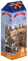 Dickensville Elfsteden - Sneek Puzzel (100 stukjes)