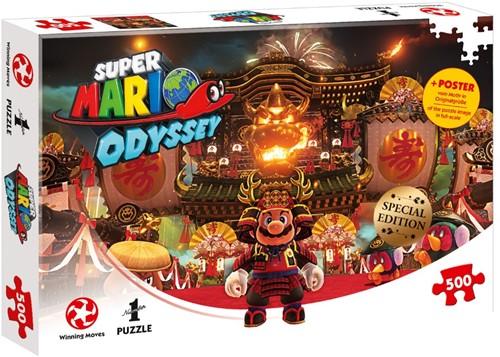 Super Mario Odyssey Brower's Castle Puzzel (500 stukjes)
