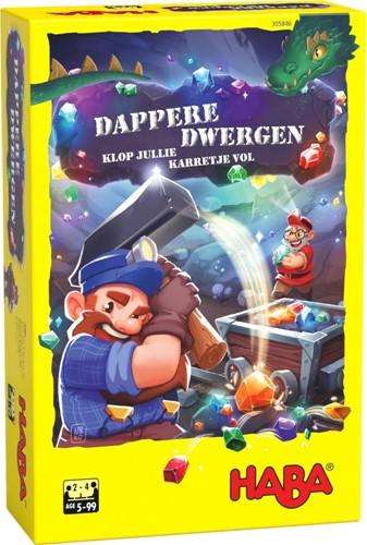 Dappere Dwergen - Kinderspel