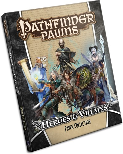 Pathfinder Pawns - Heroes & Villains