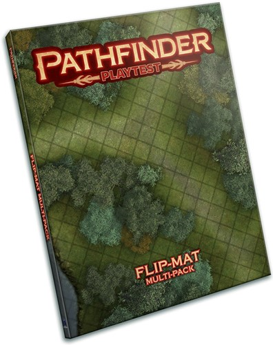 Pathfinder 2.0 Playtest Flip Mat Multi-Pack