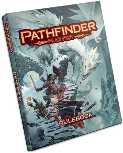 Pathfinder 2.0 Playtest Rulebook (Hardcover)