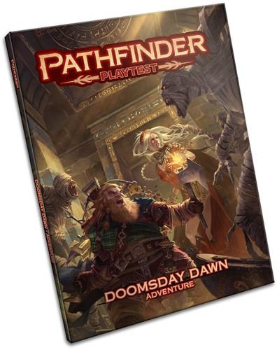 Pathfinder 2.0 Playtest Doomsday Dawn