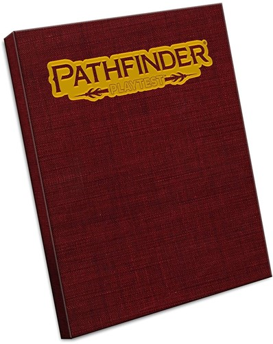 Pathfinder 2.0 Playtest Rulebook Special