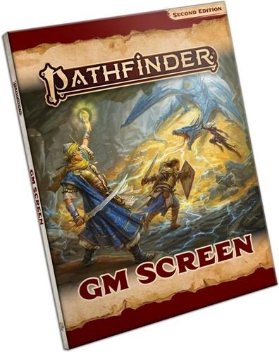 Pathfinder GM Screen - 2nd Edition