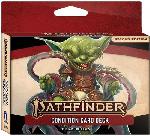 Pathfinder Condition Card Deck 2nd Edition