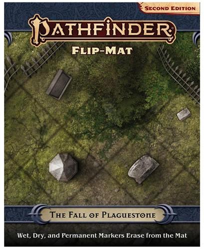 Pathfinder - Flip-Mat the Fall of Plaguesto 2nd Edition