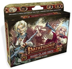 Pathfinder Adventure Card Game Bard Class Deck