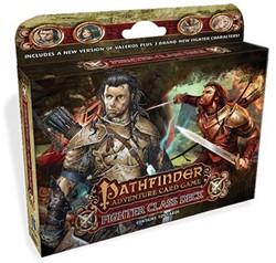 Pathfinder Adventure Card Game Fighter Class Deck