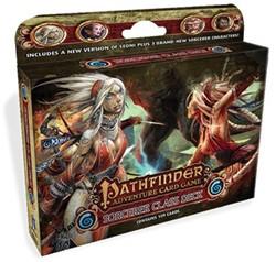 Pathfinder Adventure Card Game Sorcerer Class Deck