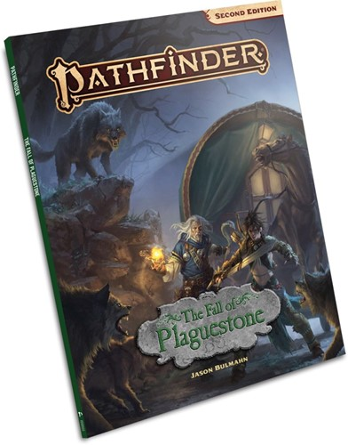 Pathfinder Fall of Plaguestone - 2nd Edition