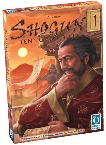 Shogun Uitbreiding 1: Tennos Court
