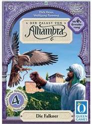 Alhambra Uitbreiding 6 - De Valkenier