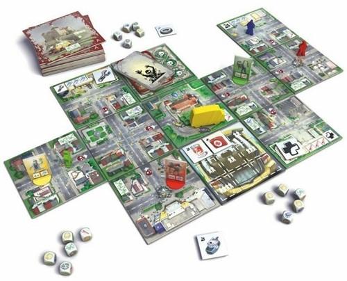 Escape - Zombie City Big Box