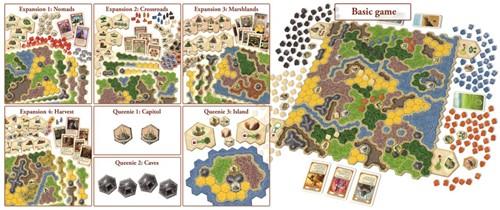 Kingdom Builder Big Box (2nd edition)-2
