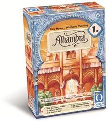Alhambra Uitbreiding 1 - De Gunst van de Vizier