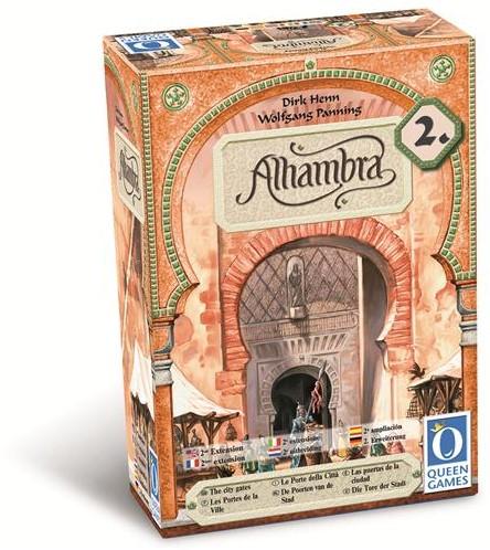 Alhambra Uitbreiding 2 - De Poorten van de Stad (Open geweest)
