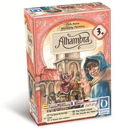 Alhambra Uitbreiding 3 - Het Uur van de Dieven