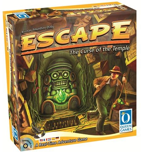 Escape - The Curse of the Temple
