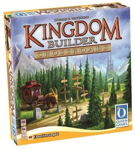 Kingdom Builder - Crossroads Expansion