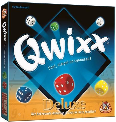Qwixx - Deluxe (Doosje beschadigd)