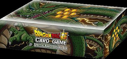 Dragon Ball SCG Special Anniversary Box 2020