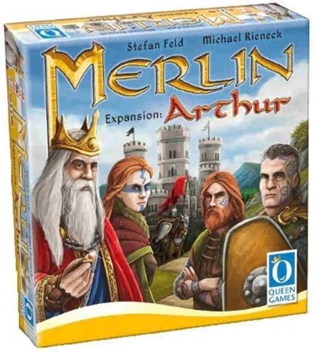 Merlin Expansion - Arthur (Doos beschadigd)