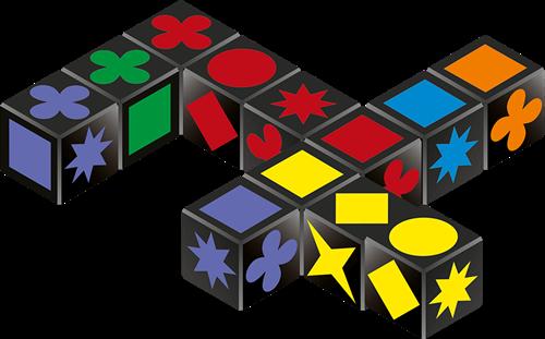 Qwirkle Cubes-2