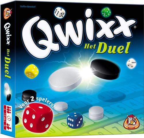 Qwixx - Het Duel-1