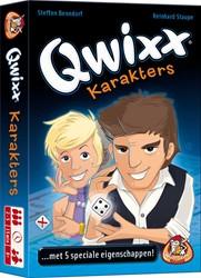 Qwixx - Karakters Uitbreiding