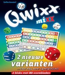 Qwixx - Mixx Scorebloks