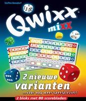 Qwixx - Mixx Scorebloks - kopen bij Spellenrijk.nl