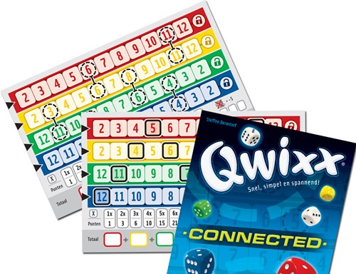 Qwixx - Connected-2