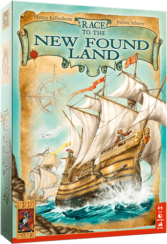 Race to the New Found Land-1