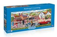Railroad Crossing Puzzel (636 stukjes)