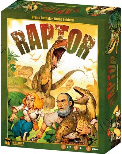Raptor - Bordspel