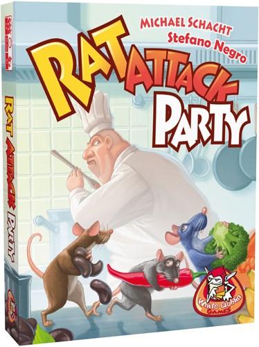 Rat Attack Party - Kaartspel