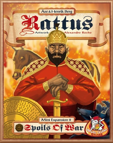 Rattus - Spoils of War Uitbreiding