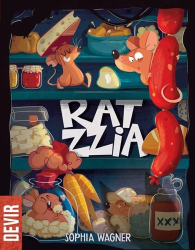 Ratzzia - Bordspel
