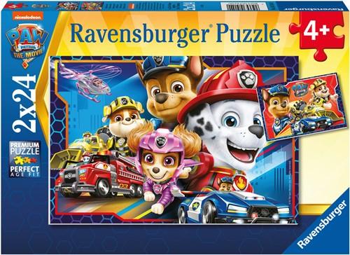 Paw Patrol Puzzel (2 x 24 stukjes)