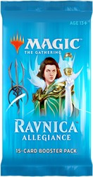 Magic The Gathering - Ravnica Allegiance Boosterpack