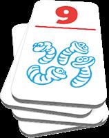 Regenwormen - Junior (Doosje beschadigd)-3