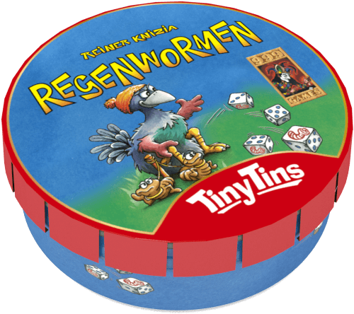 Tiny Tin - Regenwormen-1