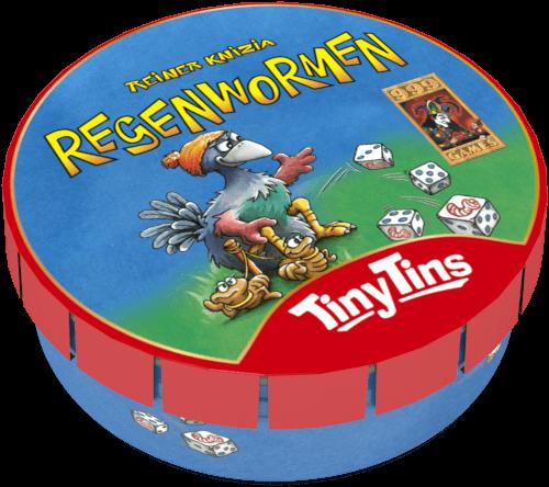 Tiny Tin - Regenwormen