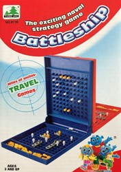 Battleship - Reisspel