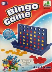 Bingo Game - 4 op een rij