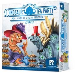 Dinosaur Tea Party