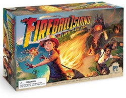 Fireball Island The Curse of Vul-Kar
